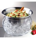 Iced Dip Bowl with Lid