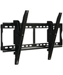 Black Tilting Television Mount