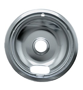 9.75 Inch Chrome Plated Drip Pan Image