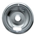 Chrome Plated Drip Pan - 9.25 Inch