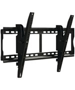Black Tilting Television Mount Kit