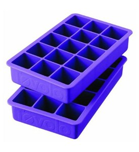 Perfect Cube Ice Cube Tray (Set of 2) Image
