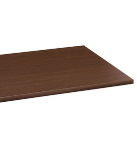 freedomRail 8 Inch Solid Shelf - Chocolate Pear Image