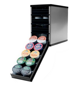 Coffee Stack K-Cup Storage Unit Image
