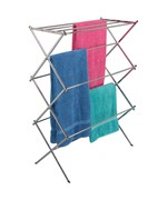 Collapsible Clothes Drying Rack