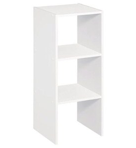 Stackable 31 Inch Vertical Organizer - White Image