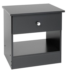 One Drawer Night Stand - Edenvale Image