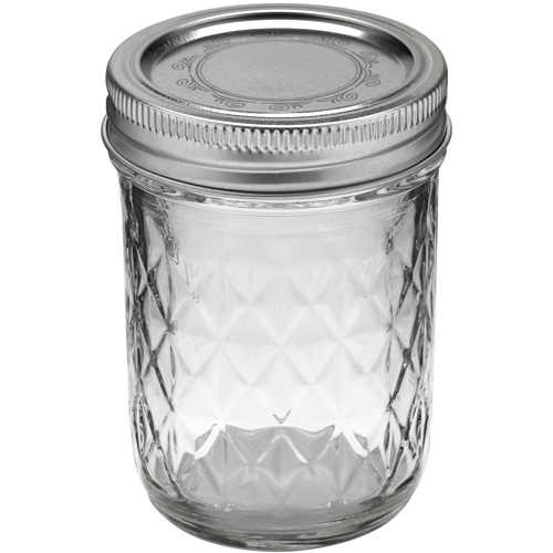 Ball Jelly Jar 8 Oz Set Of 12 In Canning Supplies
