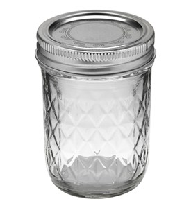 Ball Jelly Jar - 8 oz (Set of 12) Image