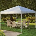 ShelterLogic Backyard Pop Up Canopy - 10 x 10