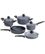 Woll 10 Piece Non-Stick Diamond Plus Cookware Set