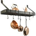 Old Dutch Wall Pot Rack - Rectangle