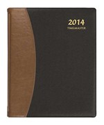 2014 Two-Tone Time Master Planner - Medium