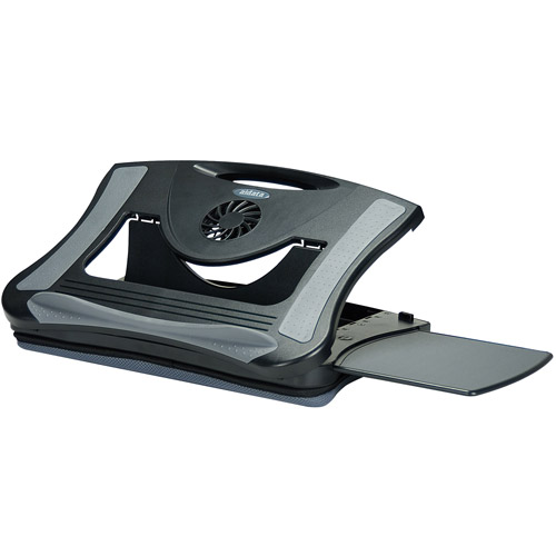 Notebook Lap Desk With Mouse Pad Image