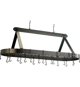 Old Dutch Hanging Pot Rack - Extra Large Image