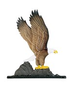 Whitehall Address Sign Ornament - Eagle