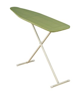 Deluxe T-Leg Ironing Board Image