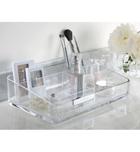Acrylic Bathroom and Cosmetic Organizer Image