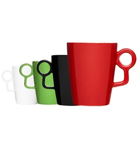 Loop Handle Coffee Mug Image