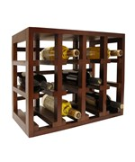 12-Bottle Stackable Wine Rack