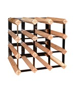 12-Bottle Trellis Wine Rack