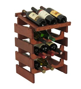 12 Bottle Wine Display Image