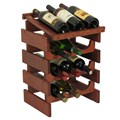 12 Bottle Wine Display