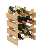 12 Bottle Wine Rack - Vertical
