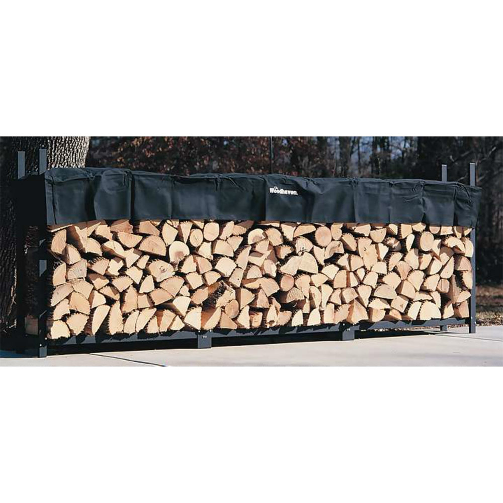 Outdoor Firewood Racks and Firewood Storage OrganizeIt
