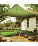 12 x 12 Outdoor Sun Shade Sail - Square