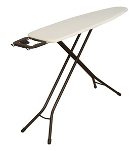 Ironing Board with Hanger Bar Image