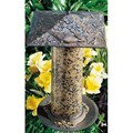 12 Inch Tube Bird Feeder - Cardinal