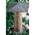 12 Inch Tube Bird Feeder - Dragonfly