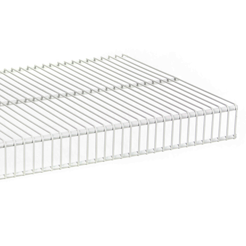 Lifetime Ventilated Tight Mesh Wire Shelving