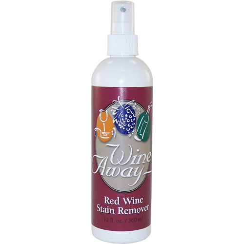 red wine stain remover 12 ounce in household cleaning products. Black Bedroom Furniture Sets. Home Design Ideas