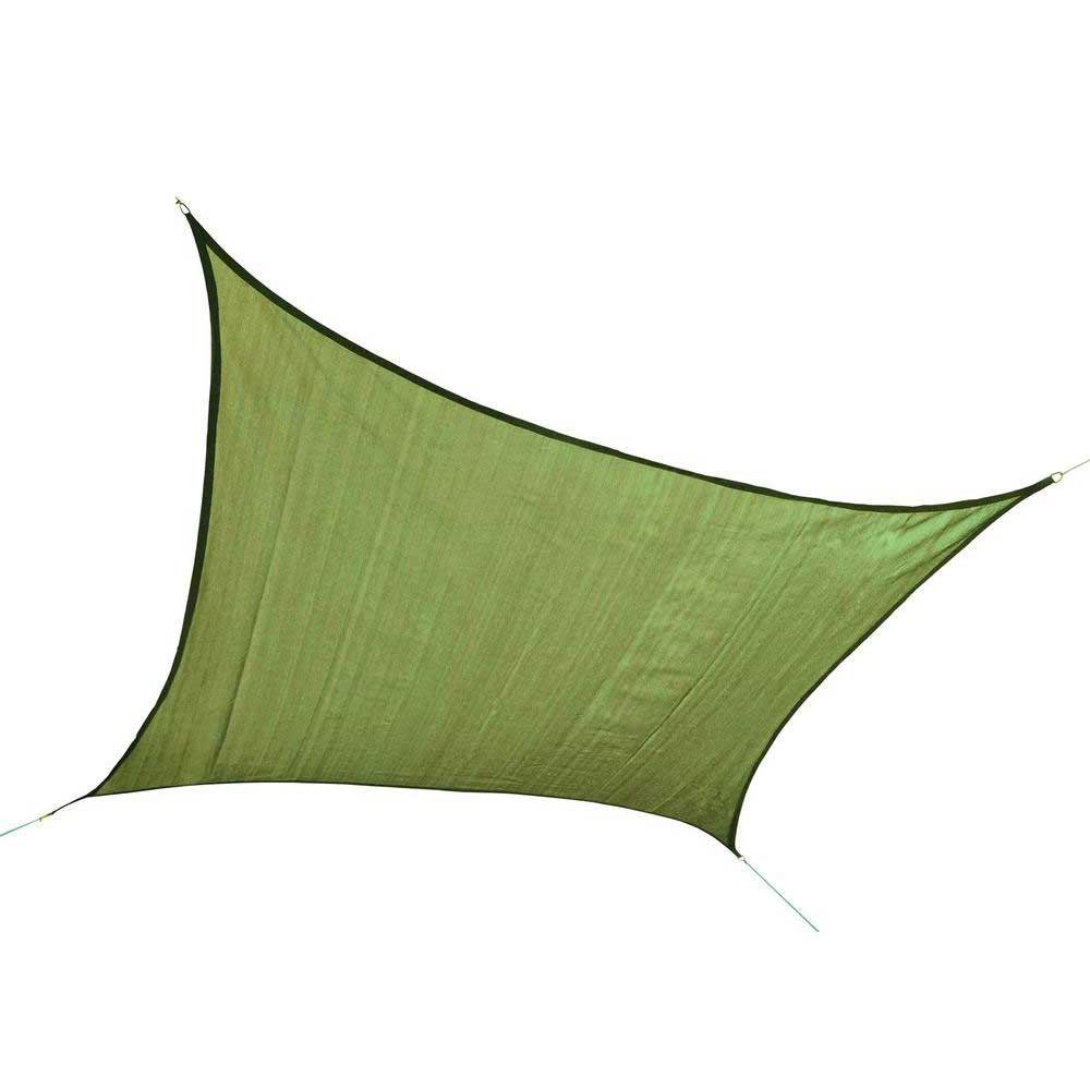 shelterlogic 12 x 12 outdoor square sun shade sail in canopies