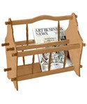 14 Inch Magazine Rack by ORE International