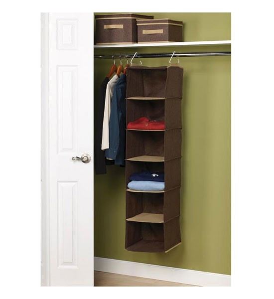 Wonderful Hanging Shelf Organizer Image