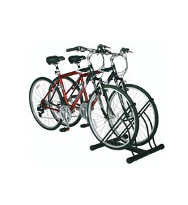 Double Floor Bike Stand Image