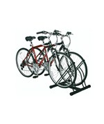 Double Floor Bike Stand