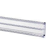 InterMetro 14 Inch Commercial Shelf - Chrome