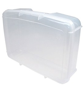 Iris Snap-Top Plastic Storage Case - Small Image