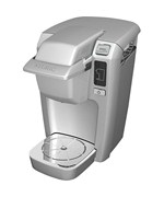Keurig Mini Plus Coffee Brewer - Silver