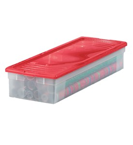 Plastic Wrapping Paper Storage Box Image