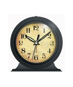 Old-Fashioned Alarm Clock - Black