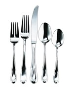 Celine Collection Silverware Set