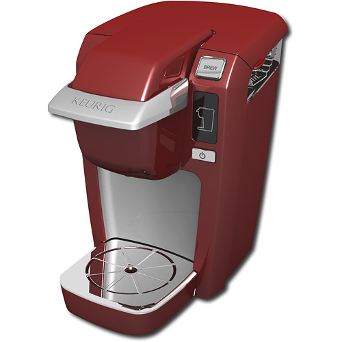 Keurig Mini Plus Coffee Brewer - Red in Coffee Makers and Accessories