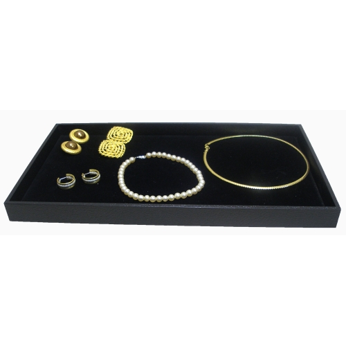 Velvet Jewelry Tray In Jewelry Trays
