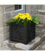 16x16 Savannah Patio Planter by Mayne