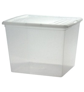 Clear Plastic Box - Deep Sweater Image